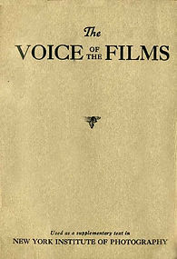 The Voice of the Films by HC McKay book.