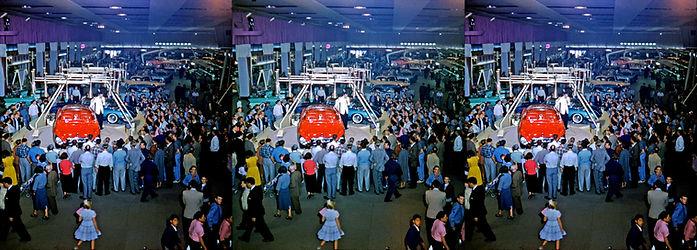 196 Car Show 1956 Motorama GM Pan Pacifi