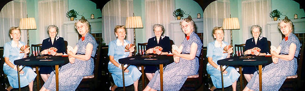 Gordon Smith's mom on the right with 2 f