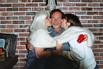 2002 Jan Burandt with Sheldon Aronowitz