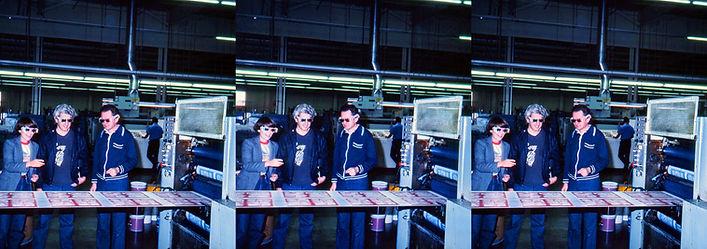 1982 Susan Pinsky Ray Zone and John Rupk