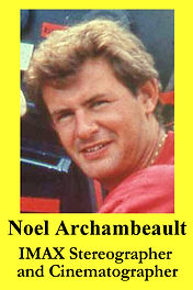 3-D Legends Hall of Fame Noel Archambeau