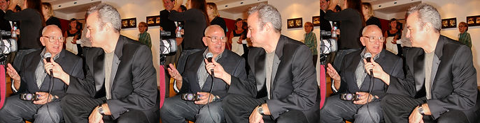 2009 Jack Laxer and Alan Leib at premier