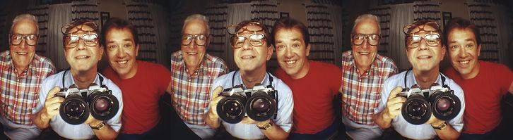 1990 Ron Labbe, Guy Ventoulliac and Paul