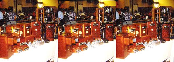 1988_Mike_Kessler_Trade_Show_table_in_LA