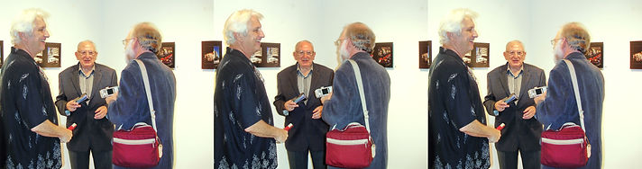 Ray Zone Jack Laxer & David Starkman at