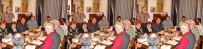 2008 SCSC Board meeting at Susan and Dav