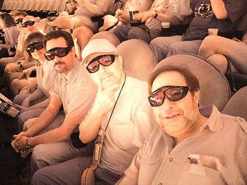 2007 NSA Boise ID Harry Potter Cinema IR