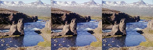 Ferwerda 343-5 1975 IJsland grillig rivi