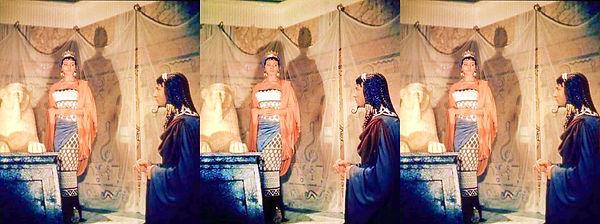 SophiaLorenAsCleopatra1byKarlStruss from