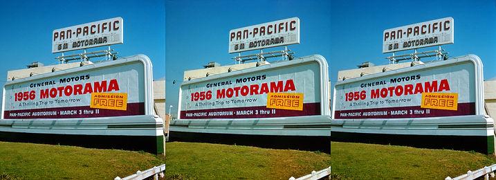 179 Car Show 1956 Motorama GM Pan Pacifi