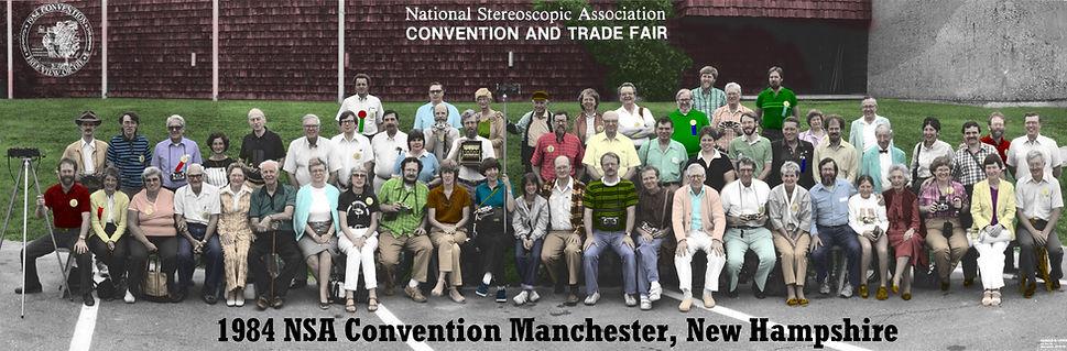 1984 NSA Manchester New Hampshire Conven