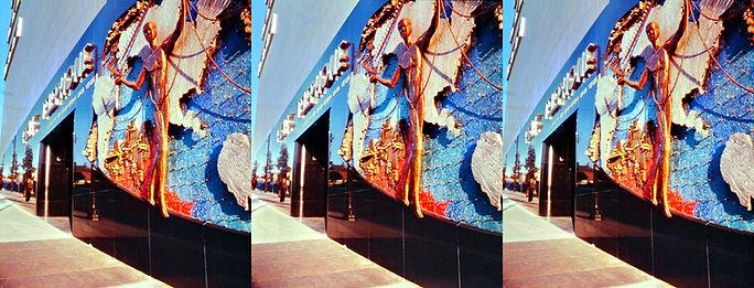 1962 West LA, Hollywood Barrington Plaza