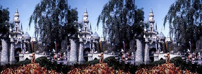 1967 Disneyland Anaheim CA by George Man