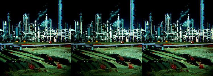 133 Refinery by Charles A Piper, Palos V
