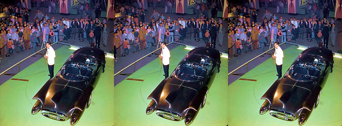 1956_Car_Show_Firebird II_by_Jack_Laxer.