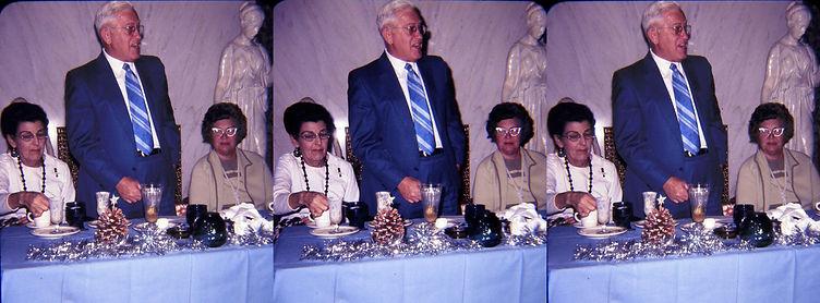 Marge Adams, Lester Lauck 1971-72 & Erma