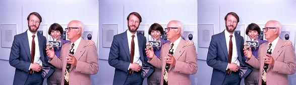 1985_Ed_Earle_Susan_Pinsky_with_Seton_Ro