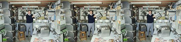 2003 A03 H Hugo in werkplaats Vianen SBS