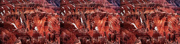 Bryce National Park by Paul Wing Aerial_