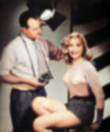 1953 John Meredith and Penny Edwards in