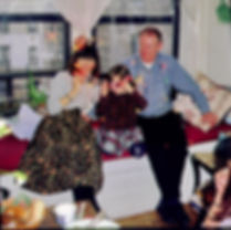 1999_Susan_Pinsky_with_Lily_Dinkins_and_
