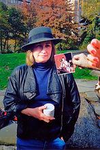 2000 Joy Aubrey at Hutch's Memorial Nov