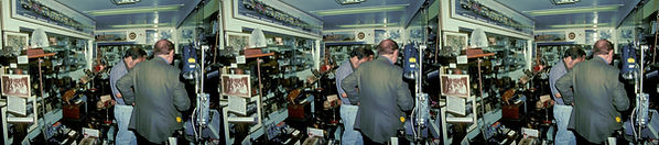 1990 Sheldon Aronowitz and Jack Naylor a