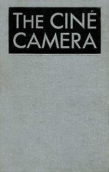 The Cine Camera book by HC McKay.jpg