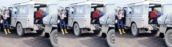 Ferwerda 374-2 1976 Ijsland Eerste stop.