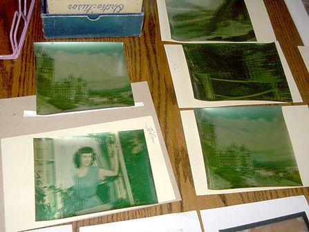 2002 Susan Pinsky Vectograph collection