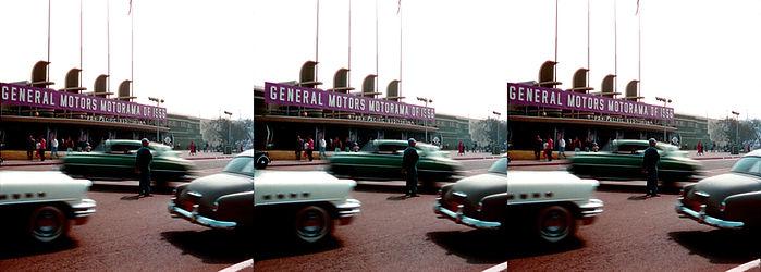 186 Car Show 1956 Motorama GM Pan Pacifi