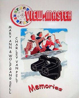 View-Master Memories Book by Wolfgang an