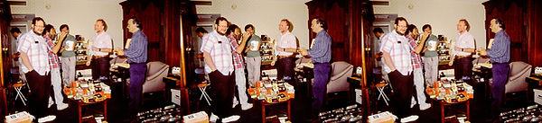 1989 NSA room hopping John Dennis, Sheld