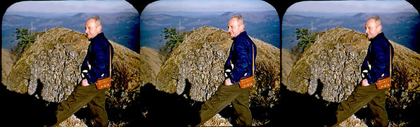1956 William Gruber at Saddle Mountain N