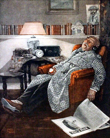 1925_03_07 Paul Hesse Illustrator for Fi