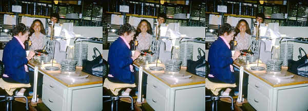 1989 View-Master factory workers editing