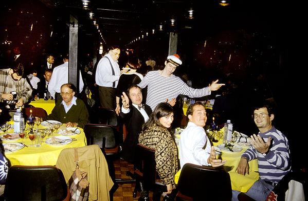1991 Paris France Bateaux-Mouches May Da