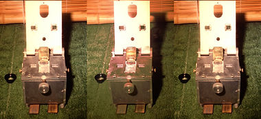 Karl Kurz's homemade View-Master prototype film cutter by Susan Pinsky.jpg