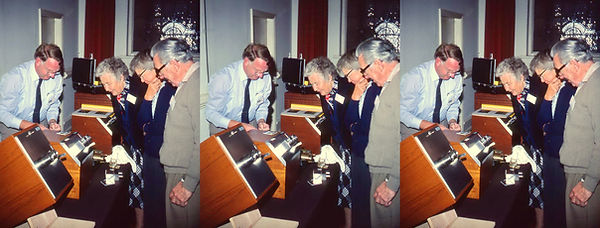 1983 Hugo de Wijs, Jewel Smaus, Pat Whit