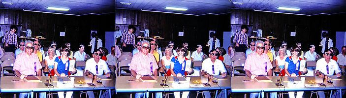 1980 SCSC Hollywood judging w Paul Wing