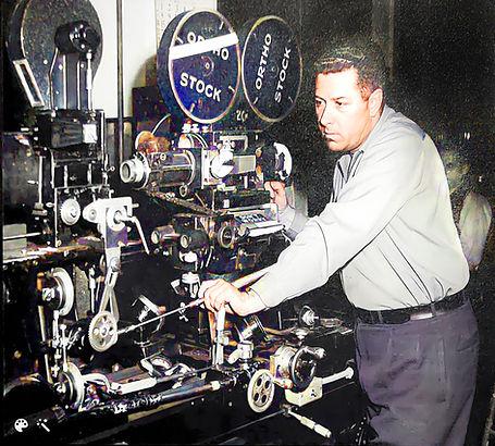 1942 Karl Struss with RKO optical printer-Colorized-Enhanced.jpg