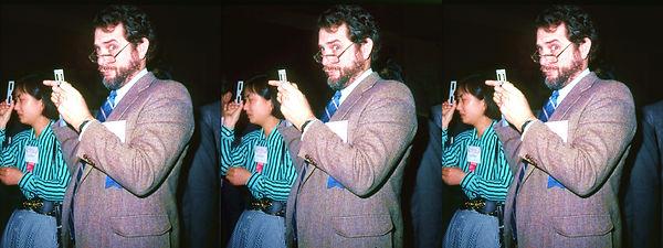 1990 Nov 3D Media Technology convention