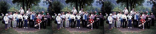 Group shot at 1985 ISU Wash DC by David