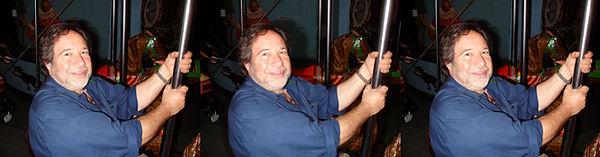 2006 Nov Sheldon Aronowitz in NY by Susa