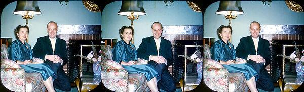 Helen & Gordon Smith, inventor of the Vi