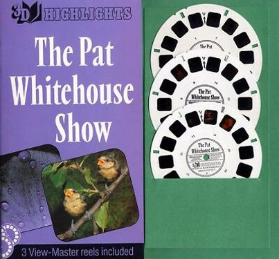 Pat Whitehouse book with view master ree