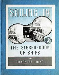 Laing, Alexander. Sailing book of Ships