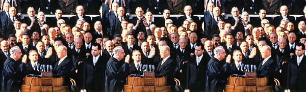 Ike2_Close-up - Pres Eisenhower taking oath of office No 2 cropped - Copy.jpg