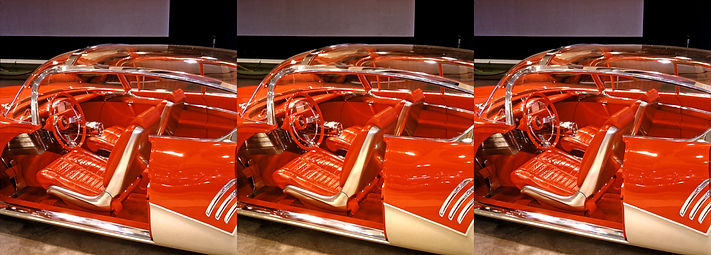 198 Car Show 1956 Motorama GM Pan Pacifi
